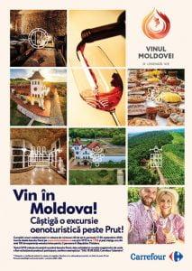 Campania Vin in Moldova