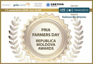 Pria Farmers Day Republica Moldova Awards 2020