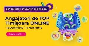 Angajatori de TOP Timisoara 2020