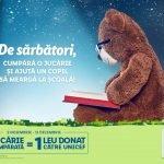 Lidl lansează o campanie socială pentru elevii din mediul rural