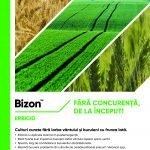 Erbicidul Bizon, soluţia pentru culturile agricole