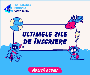 Top Talents România Connected 2020