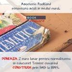 Asociaţia BookLand renovează şcolile din România