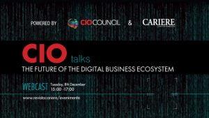 Evenimentul CIO TALKS 2020