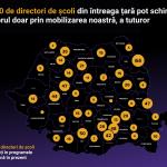 Premieră în România: 350 de lideri din business s-au mobilizat pentru a moderniza sistemul de educaţie