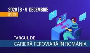 Targul de Cariera Feroviara in Romania 2020