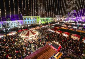 Targul de Craciun Sibiu 2020