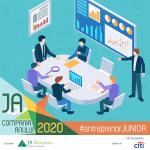 Proiectul Antreprenor JUNIOR continuă şi în anul şcolar 2020-2021