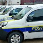 Programul Poşta Verde: 15 autoutilitare electrice destinate Prioripost