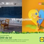 Lidl contribuie la modernizarea şcolilor din România