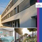 Enayati Medical City a fost inaugurat, după o investiţie de 60 milioane de euro