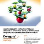 Insecticide pomicultură. Ce avantaje are Delegate™?