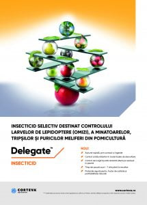 Insecticide pomicultura