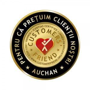 Certificari Auchan 2021