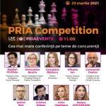 Pria Competition Conference 2021: Ce subiecte se vor dezbate în cadrul evenimentului?