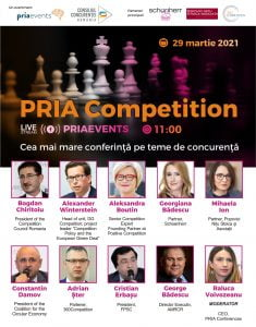 Pria Competition Conference 2021