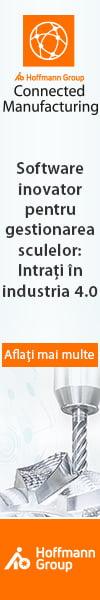 Banner - Software inovator pentru gestionarea sculelor