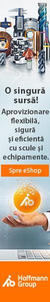 Banner - Aprovizionare cu scule și echipamante