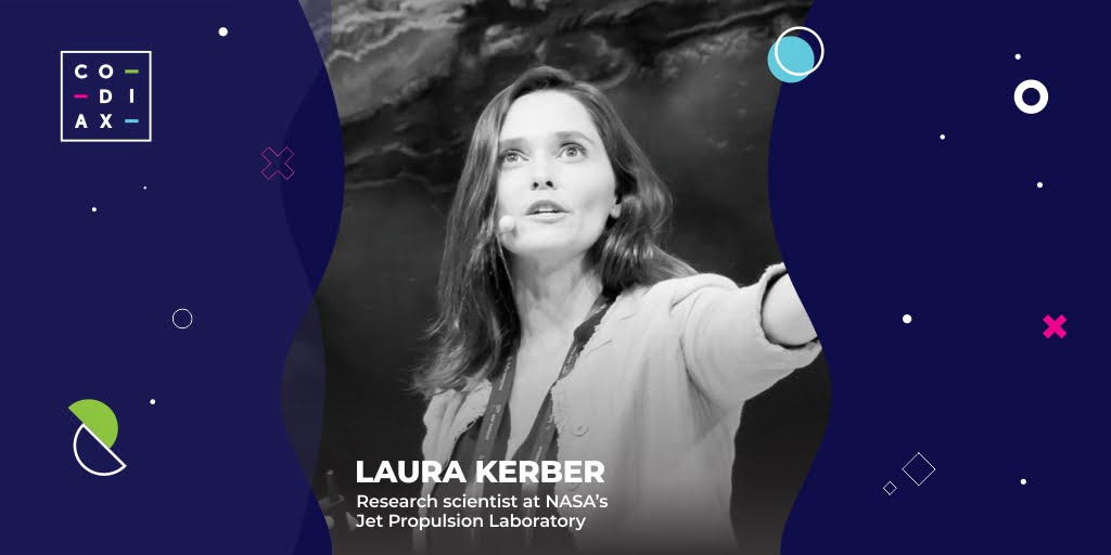Laura Kerber - Codiax 2021