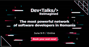DevTalks Reimagined 2021