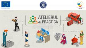 Atelierul de practica. Junior Achievement Romania