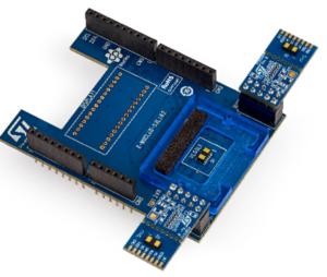 kitul cu senzori de distanță VL53L1