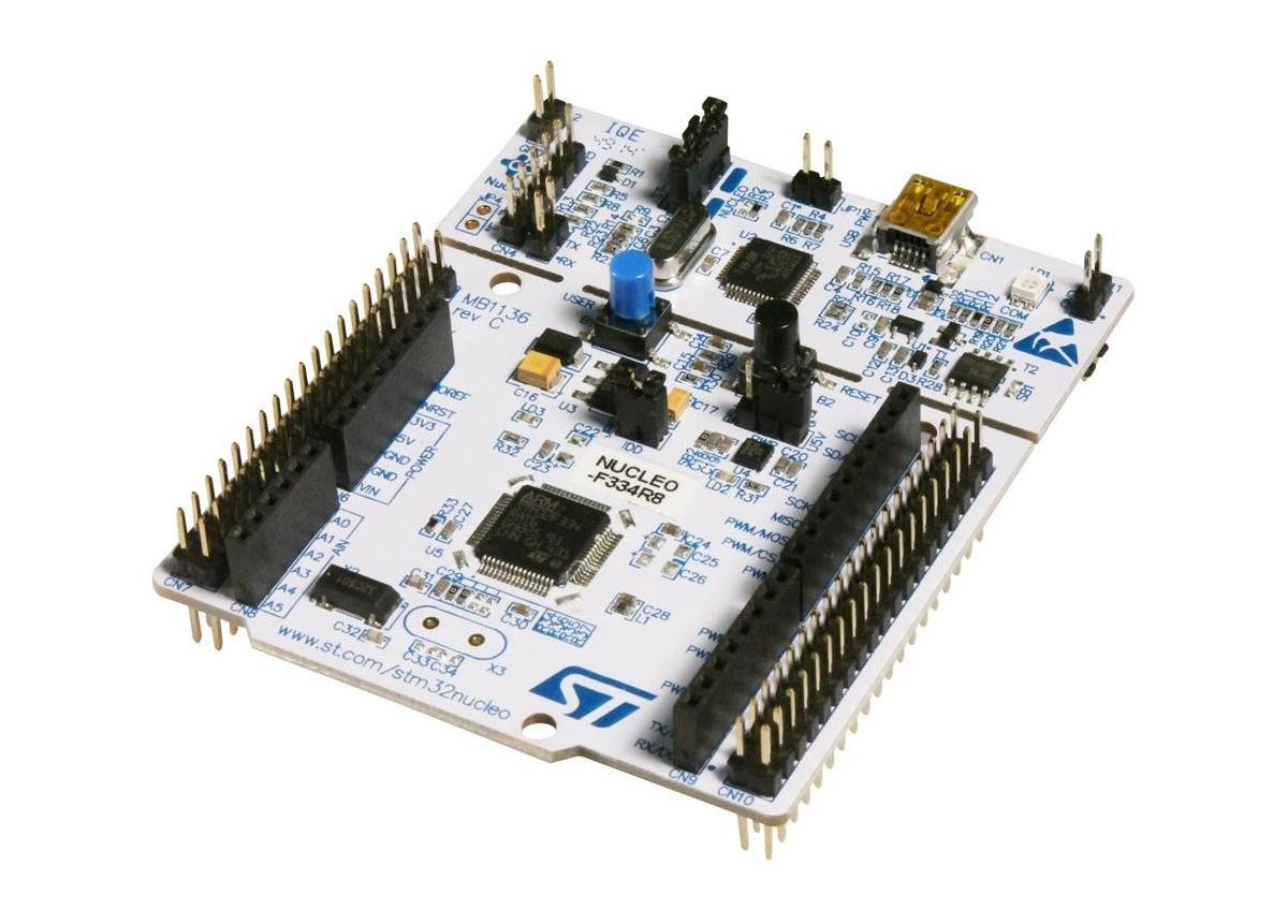 Microcontroler-ul STM32F401RE