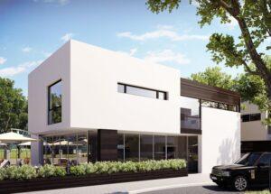 Proiectul imobiliar Bonton Luxury Villas