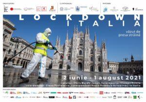 "Expozitia de fotografie ""LOCKDOWN ITALIA"""