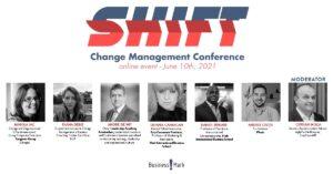 "Conferinta ""SHIFT. Change Management Conference"""