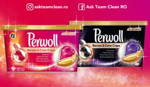 Perwoll Renew & Care Caps