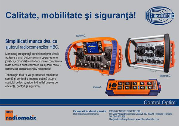radiomatic HBC